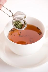 over 60  varieties of loose leaf tea